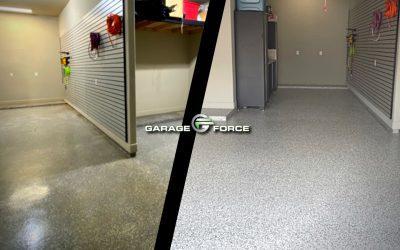 Our Top 5 Garage Floor Makeovers