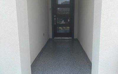 Concrete Triple Play makeover in tamarron
