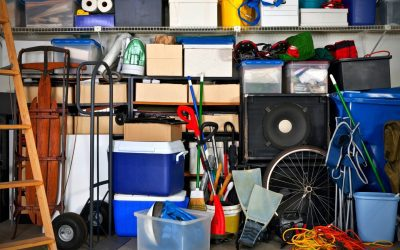 8 Tips on How to Organize a Messy Garage